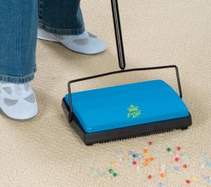 3.Bissell Sweep-Up Cordless Sweeper model 21012